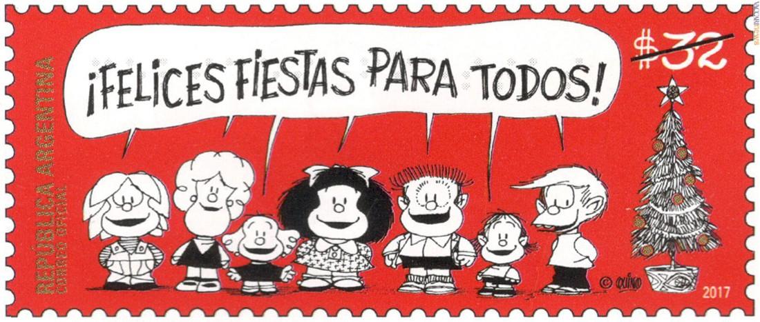 Immagini Di Mafalda A Natale.Vaccari News Quotidiano Di Filatelia Posta E Collezionismo